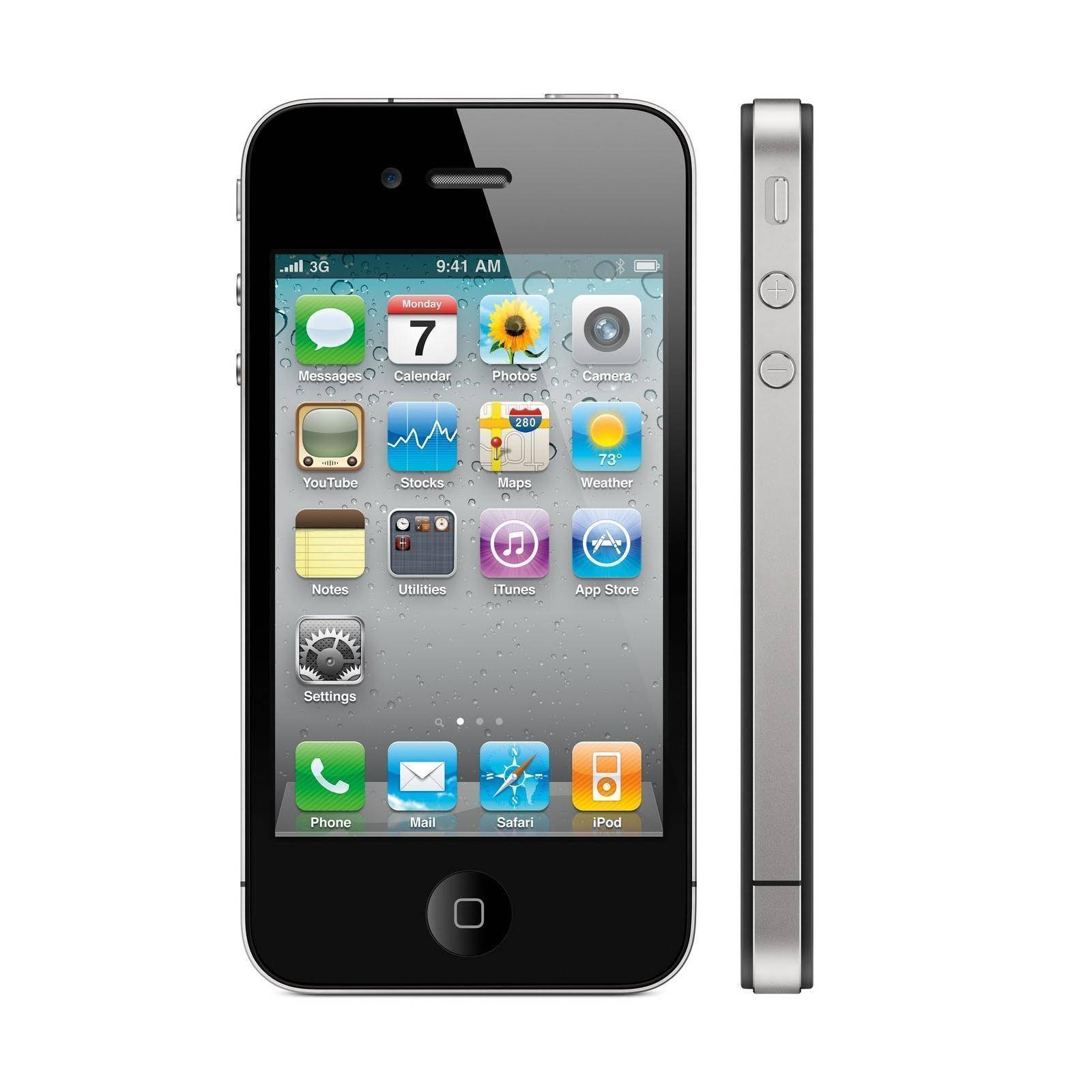 Apple iPhone 4S 8 Gb Negro Libre