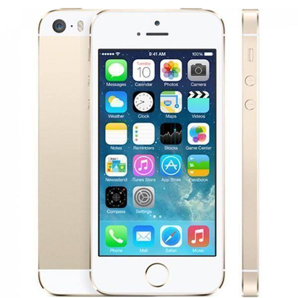 Apple iPhone 5S 64 GB Oro Libre