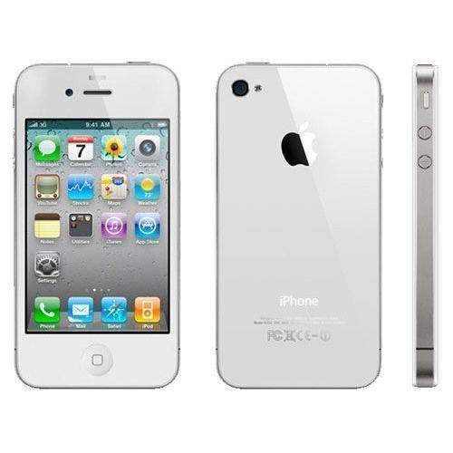 Apple iPhone 4 16 Gb Blanco Libre