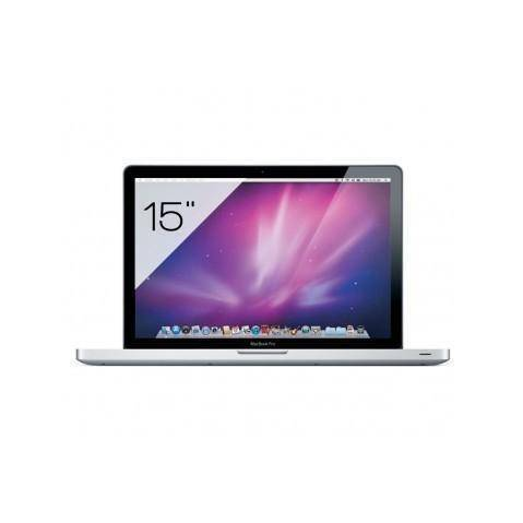 Apple MacBook Pro 15 Core 2 Duo 2.66 GHz  HDD 500 GB RAM 4 GB AZERTY