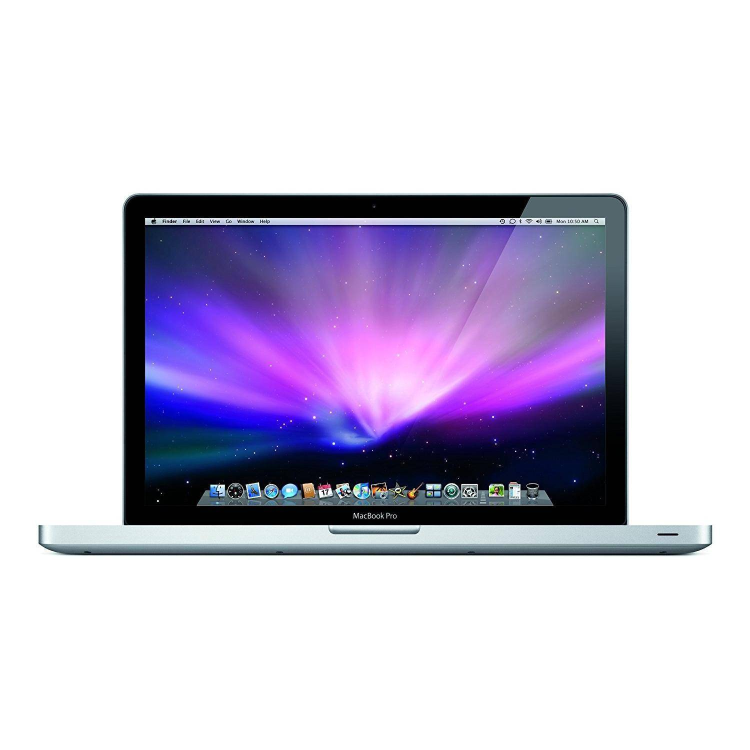 Apple MacBook Pro 13  Core 2 Duo 2.4 GHz  HDD 320 GB RAM 4 GB QWERTY