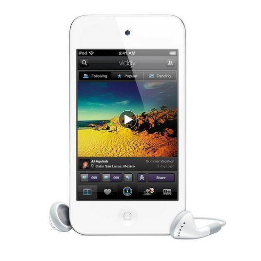 Apple iPod Touch 4 8 GB Blanco