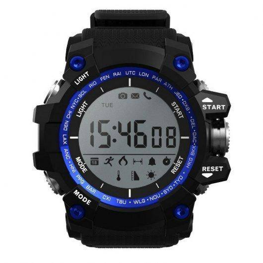 Leotec Smartwatch Leotec Mountain Azul
