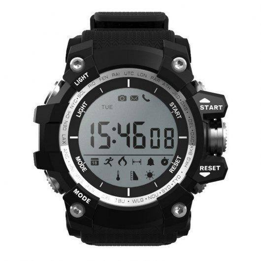 Leotec Smartwatch Leotec Mountain Negro