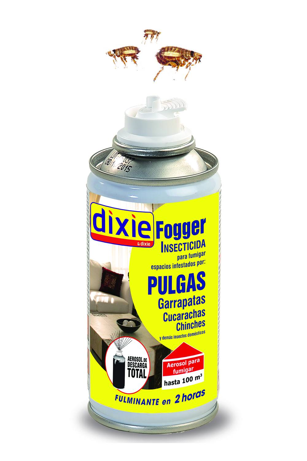 Dixie Fogger insecticide fog