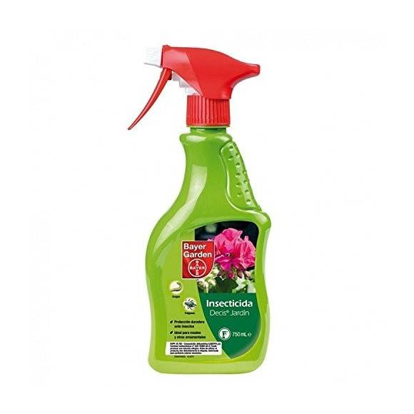 Bayer Insecticide DECIS garden
