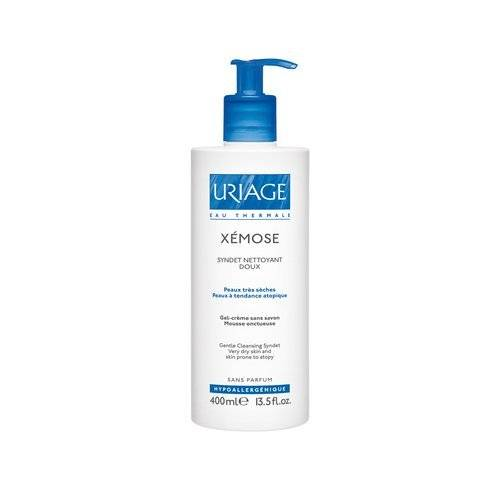 Uriage Xemose Syndet Limpiador, 400 ml. -