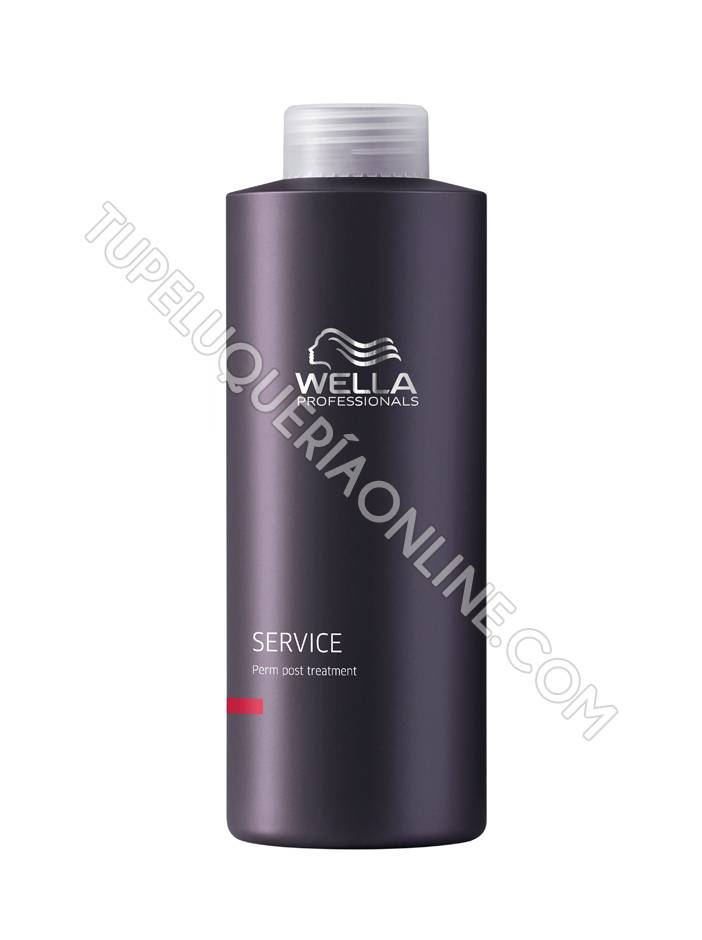 Wella Perm Post-Tratamiento 1000 ml.