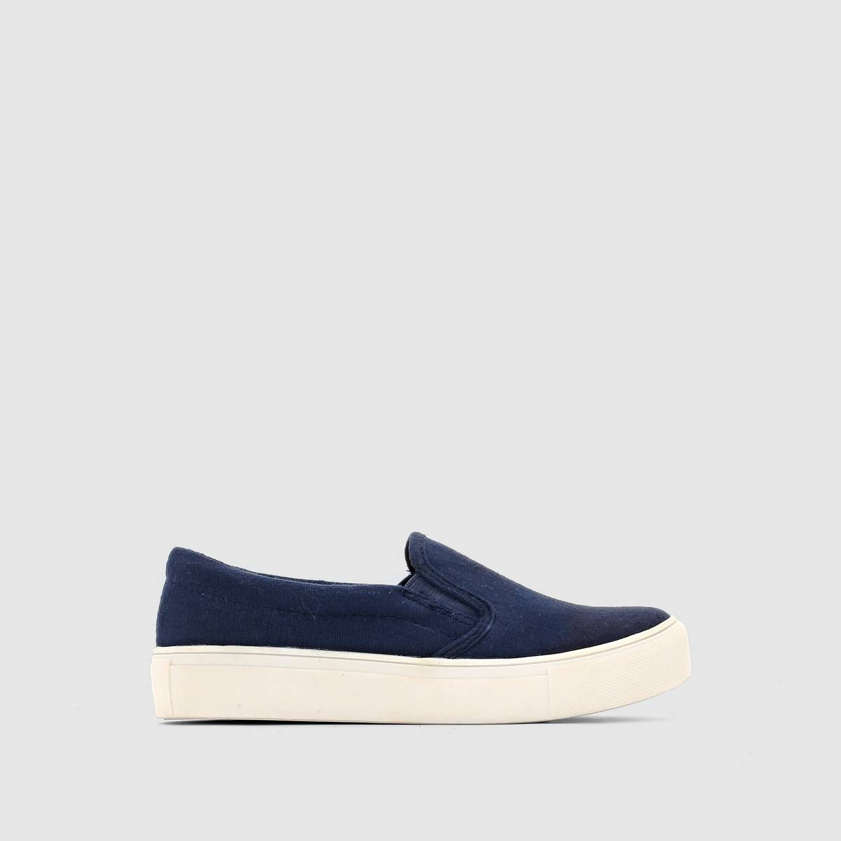 La Redoute Collections Slip-on infantiles azul