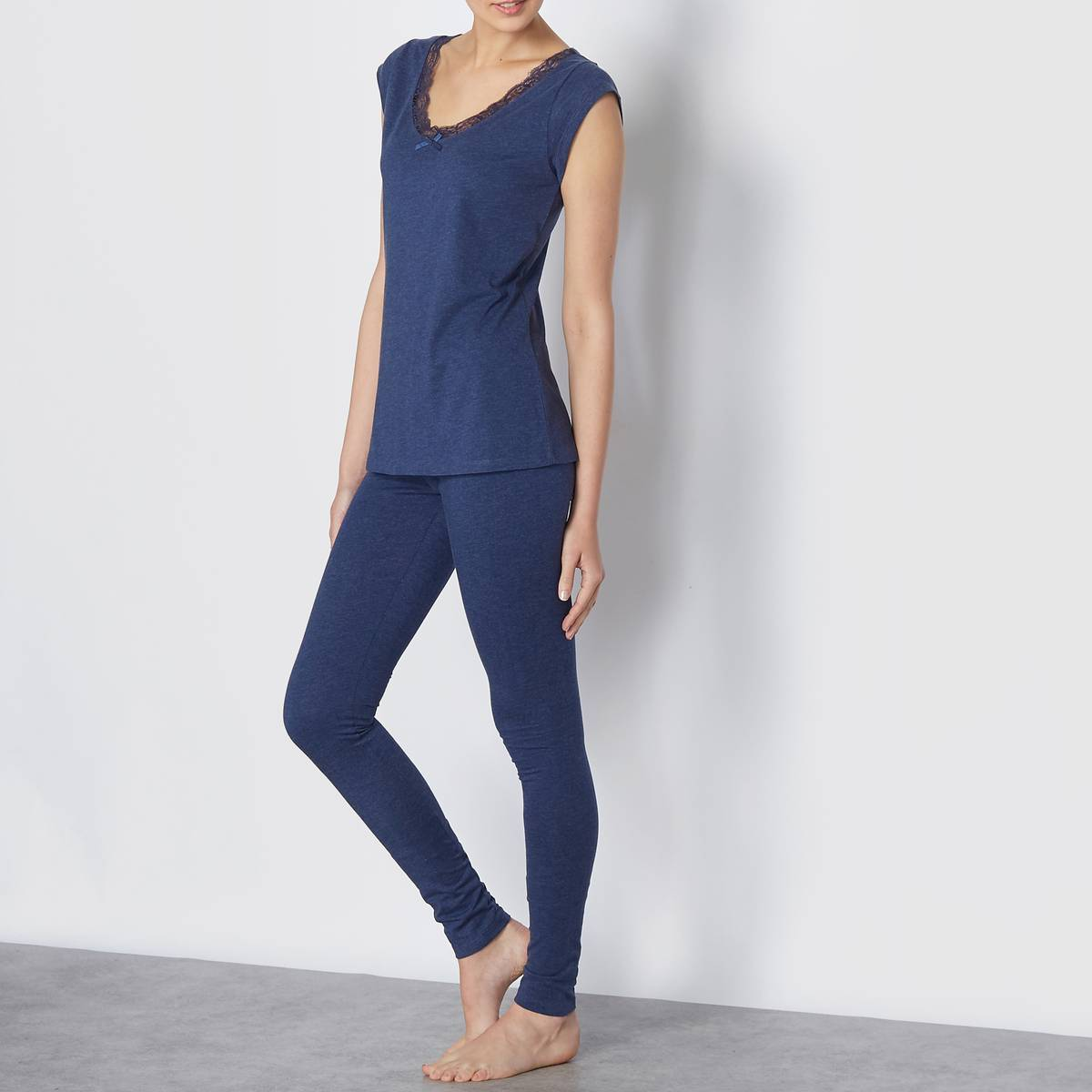La Redoute Collections Pijama azul