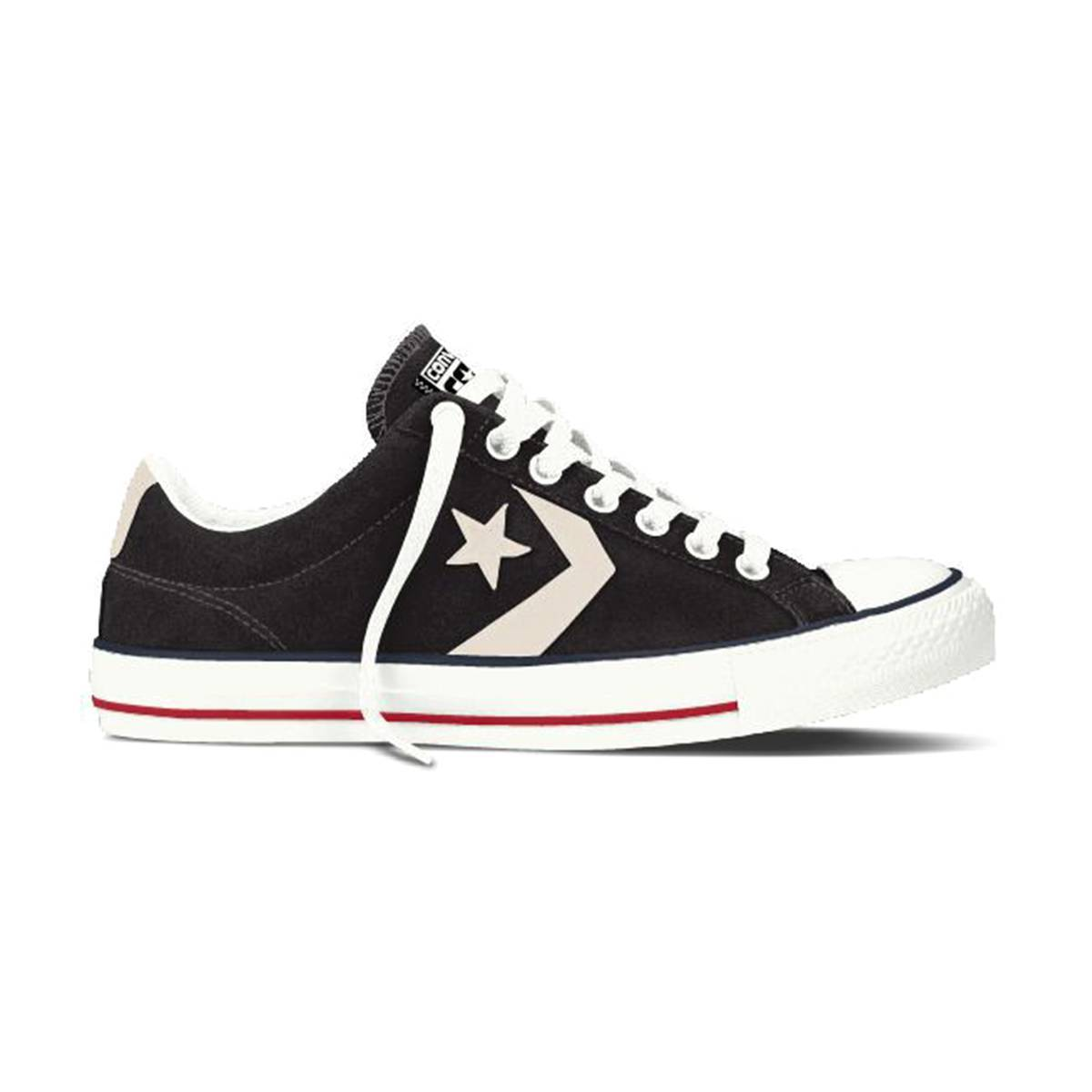 Converse Zapatillas STAR PLAYER CORE CANVAS negro