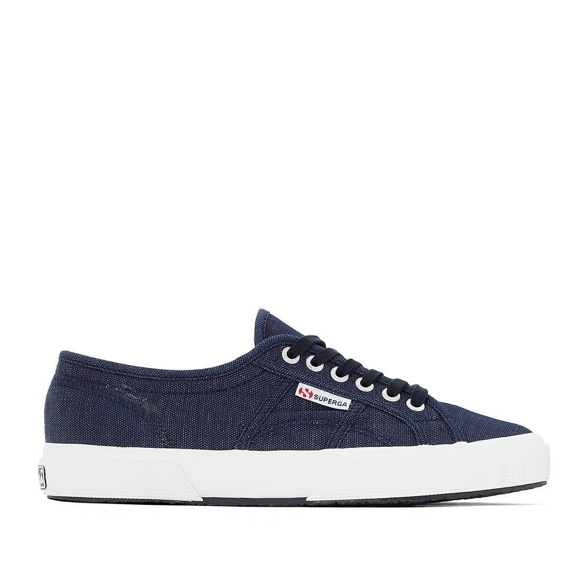 SUPERGA Zapatillas 2750 Italian Shirt azul