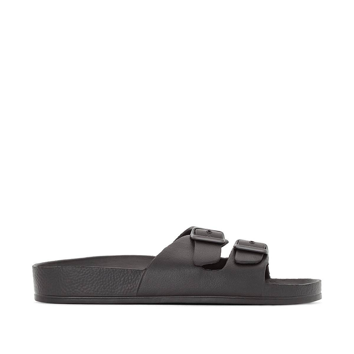 BE ONLY Mules Marcel negro