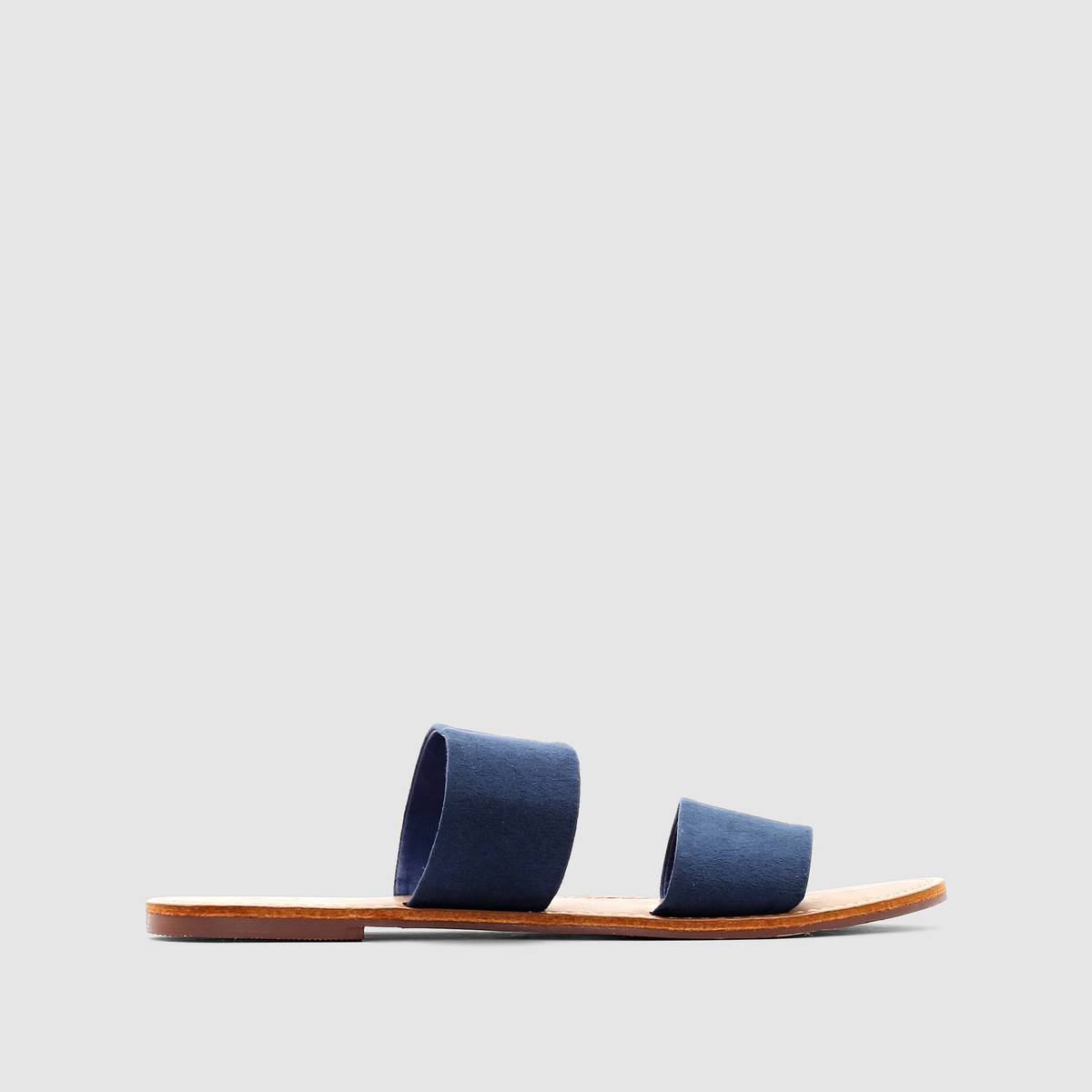 La Redoute Collections Mules azul