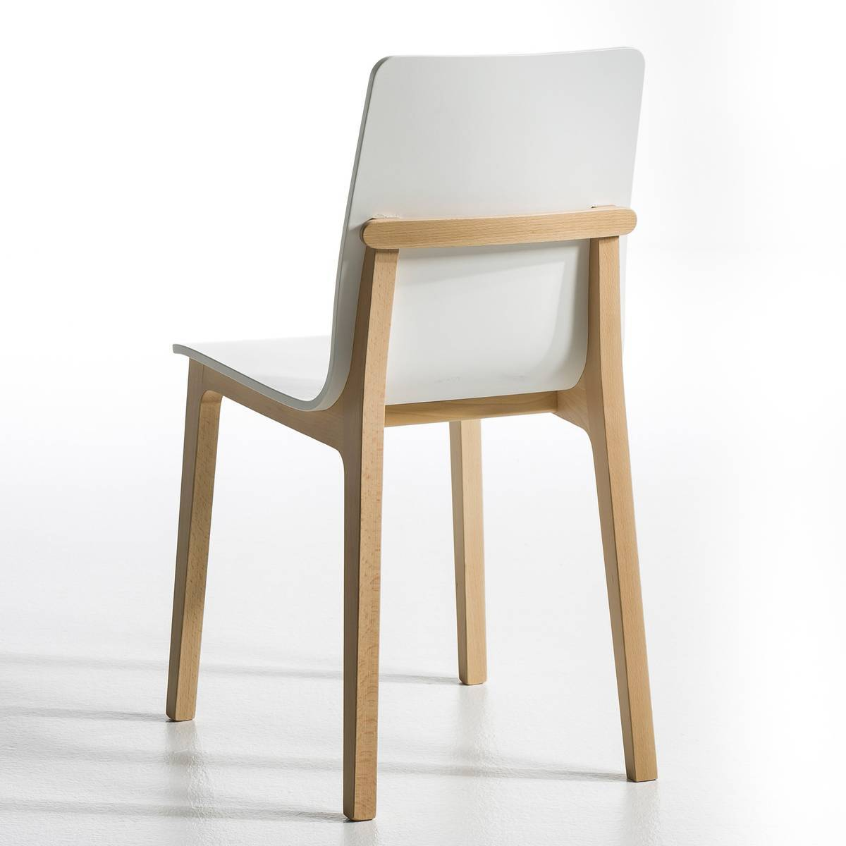 AM.PM. Silla Atitud design E. Gallina (lote de 2) blanco