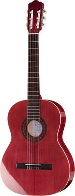 Thomann Classic 4/4 Guitar Wine Red
