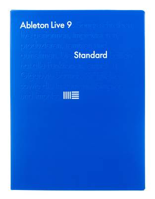 Ableton Live 9 Upg. from Live Intro D