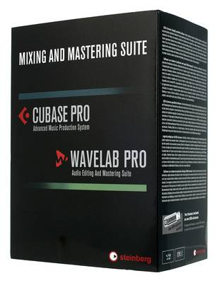 Steinberg Mixing and Mastering Suite