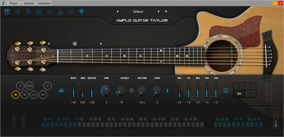 Ample Sound Ample Guitar T II