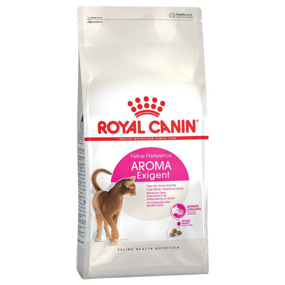 Royal Canin Exigent 33 Aromatic Attraction - 4 kg