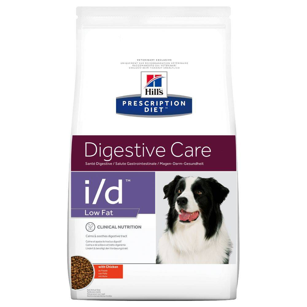 Hill's 6 kg Hill´s i/d Prescription Diet Digestive Care Low Fat pienso para perros
