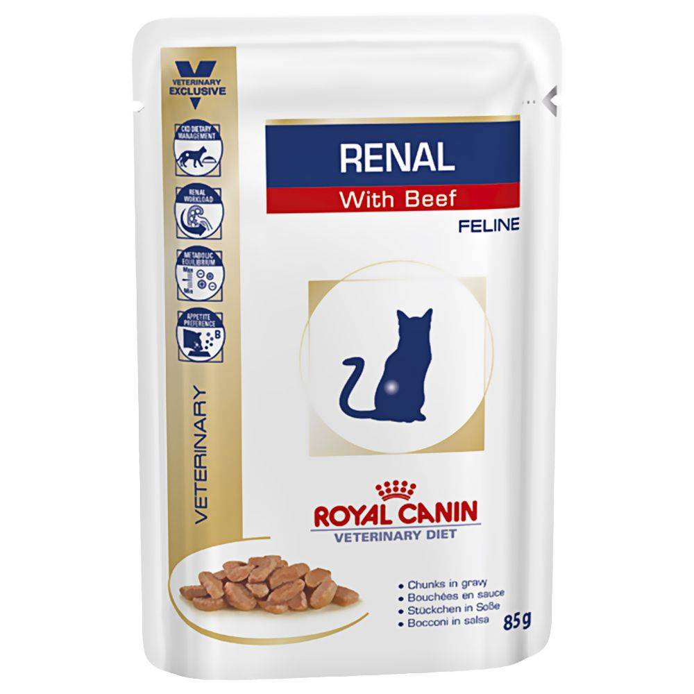 Royal Canin Renal S/O Veterinary Diet - Pollo 12 x 85 g