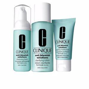 Clinique ANTI-BLEMISH 3-step skin care system 3 pz