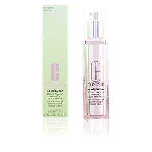Clinique SCULPTWEAR lift & contour serum for face & neck 50 ml