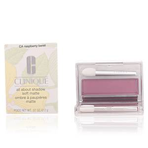 Clinique ALL ABOUT SHADOW soft matte #CA-rasperry beret 2,2 gr