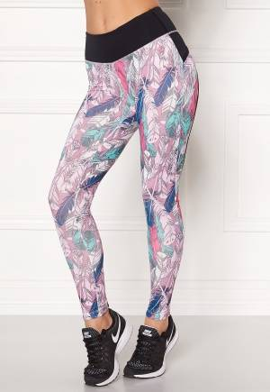 Drop of Mindfulness Bow II Tights Feather Feather XS