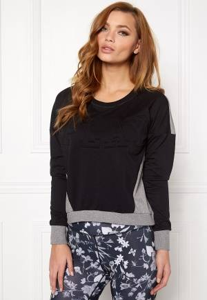 ONLY PLAY Ula Loose Sweat Black S