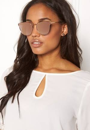 Quay Australia All My Love Rose Gold/Pink Mirro One size
