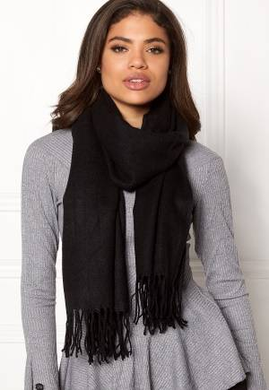 ONLY Anna Weaved Scarf Black One size