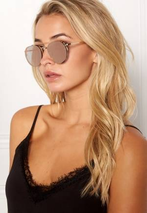 WOS S.P.O.C.K Sunglasses Champagne One size