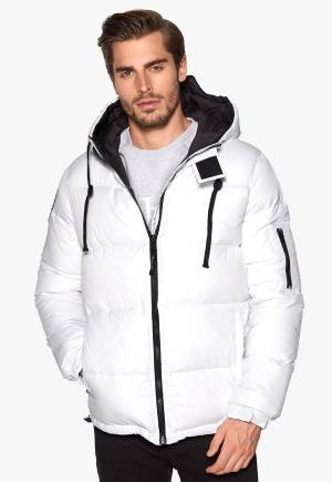 D.Brand Igloo Jacket White/Black M