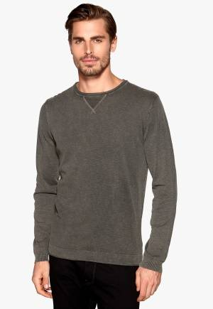 ONLY & SONS Ludvig knit sweater Forest Night S