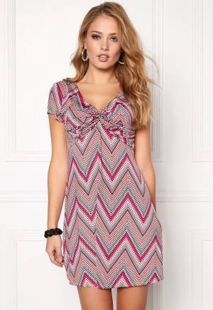 Happy Holly Maria dress Patterned 44/46S