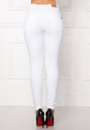 77thFLEA Bianca superstretch White L