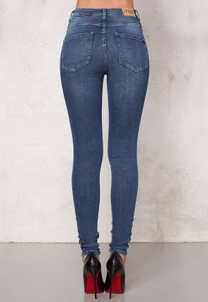 77thFLEA Bianca superstretch Medium blue XS