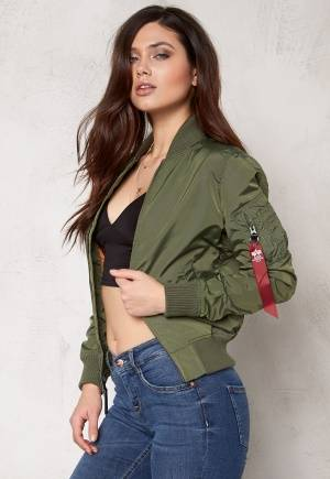 Alpha Industries MA-1 TT Sage Green XS