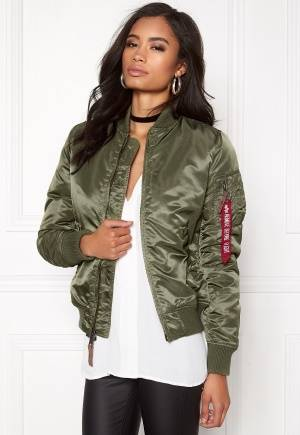 Alpha Industries MA-1 VF 59 S. Green XS