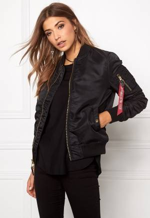 Alpha Industries MA-1 VF PM Black S