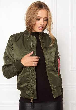 Alpha Industries MA-1 VF PM Dark Green M
