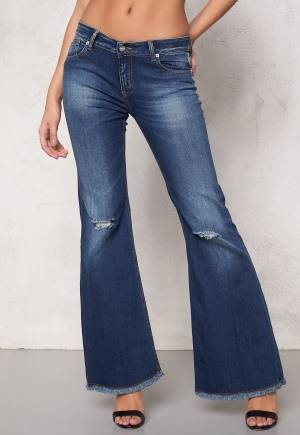 D.Brand Flair Denim Blue Jeans Denim 24