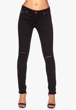 D.Brand SP5 Trousers Black Ripped 25