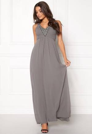 Sisters Point Galant-1 Dress Grey XS