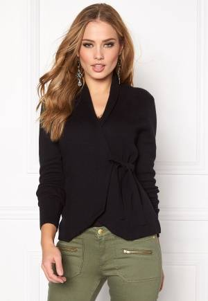 Happy Holly Mona cardigan Black 40/42