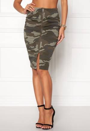 Happy Holly Laila skirt Camouflage 32/34