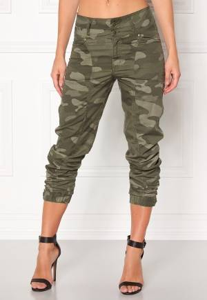 Happy Holly Lottie baggy pants Camouflage 42L