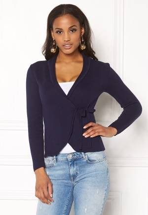 Happy Holly Mona cardigan Navy 40/42